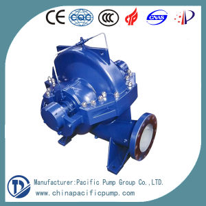 Tpow Stainless stalk Material Horizontal Axially slit case Pump
