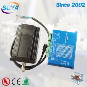 NEMA 23 1.4NM IP65, el motor de pasos de bucle cerrado con un conductor promoción y la caja de engranajes