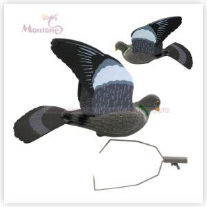 decora o de jardim de ca a de pl stico eva decalcomania pigeon decoy decora o de jardim de. Black Bedroom Furniture Sets. Home Design Ideas