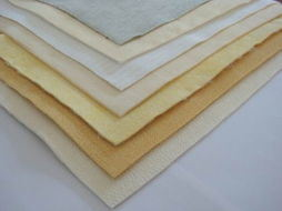 Materiale del filtrante del collettore di polveri di PPS di alta qualità