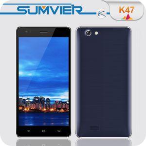 5.5Inch HD 720*1280 Ogs Ventana flotante de cuatro núcleos Mtk6582 teléfono móvil Android 4.4.