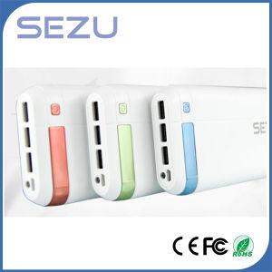 Alta capacidad de 20800mAh molde privado banco de potencia con pantalla LED