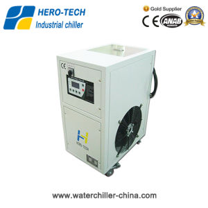 60HP/Tr 에너지 절약 공기에 의하여 냉각되는 산업 물 냉각장치에 0.5HP/Tr