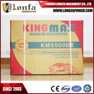 Km5500dx Kingmax gerador a Gasolina de Energia Portátil