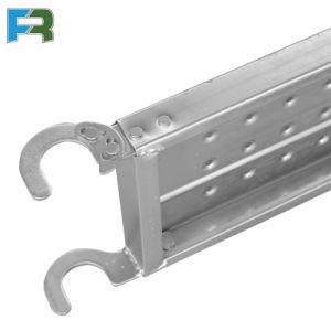 Gute Preis-Stahlplanke galvanisierter Weg-Vorstand mit Haken für Verkauf