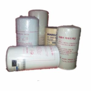 65.05510-5022 De08TIS Filtro de aceite para motor de auto piezas de repuesto Doosan