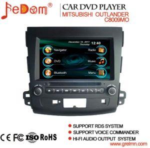 Automobile Audio con Car DVD per Mitsubishi Outlander