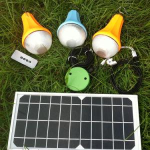 3W Sistema de Energia Solar Painel Solar gerador de carga do sistema de geração de energia 3W Luz Solar