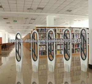Apparecchio di sicurezza senza fili antifurto del sistema di allarme delle biblioteche