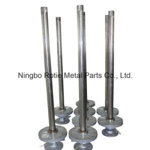 Углеродистая сталь с ЧПУ для обработки ветра Aerogenerator