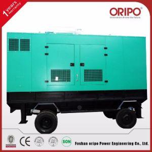 На пуск дизельного двигателя с генераторной установкой генератора переменного тока Stamford