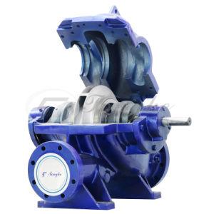 Faça duplo invólucro de divisão de sucção da bomba de água centrífuga com motor eléctrico
