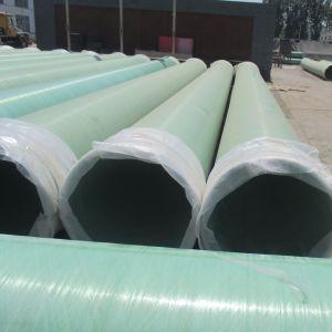 ガラス繊維のエポキシのGreのDesalted配水管の高圧エポキシの混合された給水ライン