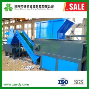 Qualitäts-doppelte Welle-Plastikreißwolf-Maschinerie von China