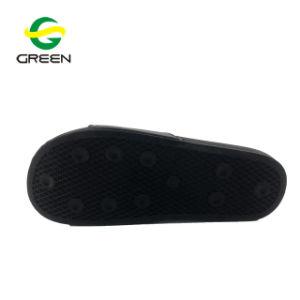 Custom Черная ПВХ мужская слайд благоухающем курорте опорной части юбки поршня