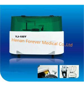 Médicos utilizan Hematología Laboratorio Clínico Analyzer