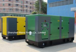 generatore silenzioso del diesel di potere standby Mc380d5 Cummins di valutazione 380kVA