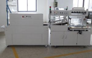 BS400la + Bm450cフルオートの収縮フィルムのラッパーのパッキング機械