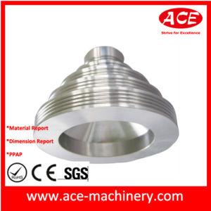 Máquinas de fresado CNC de aluminio