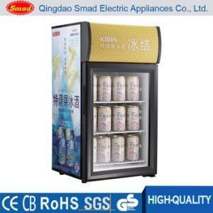 cet h tel compact portable de la publicit de boissons commerciales de petite taille mini frigo. Black Bedroom Furniture Sets. Home Design Ideas