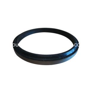 Viton FKM rectangular de goma de la arandela de la bomba de aceite de marco de la Junta para el eje