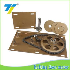 AC 800kg de motor de la puerta de rodadura del obturador de la cámara de uso