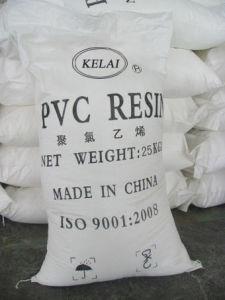 A resina de PVC de fábrica ISO todas as qualidades SG5, SG3, SG7, SG8