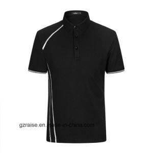 고품질 주문 면 골프 남자의 폴로 셔츠