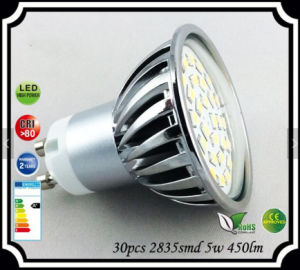 80PCS 3528SMD 320lm 4W GU10 LED Scheinwerfer