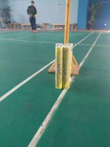 3 Série penas de ganso Badminton Volantes