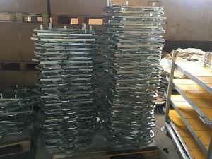Het douane Gelaste Dienblad van het Metaal voor de Industrie en Vervoer