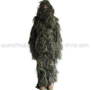Fotógrafo exterior OEM Caça Camo Vestuário uniforme de camuflagem