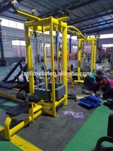Multi stazione 8 per uso professionale di ginnastica