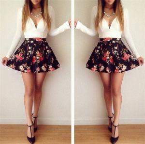 Imagenes de chicas en mini vestido