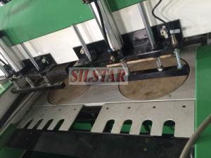 기계를 만드는 Puching 자동적인 이중선 t-셔츠 부대