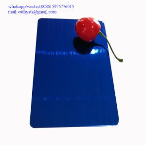 Qualität 304 des PVD Rose GoldEdelstahl-Blatt-201