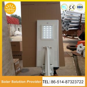60W Integrado Todo en Luces Solares LED para la Calle