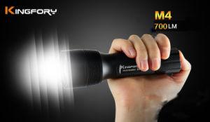 Для использования вне помещений тактических 700 люмен 1X26650 аккумулятор светодиодный индикатор