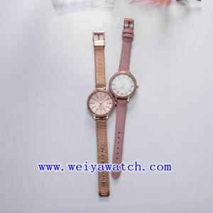 Orologi nomi su ordinazione di affari della lega della vigilanza (WY-17027A)