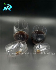 4ozペット小さいワイングラスのゴブレット