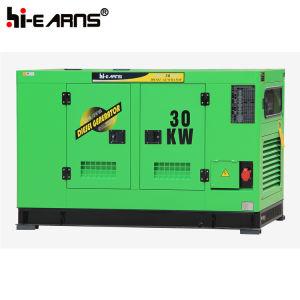 Super leises Dieselenergien-Generator-Set (30KW)