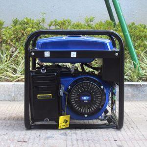 バイソン(中国) BS3000p 2.5kwの単一フェーズの円形フレームの信頼できる発電機