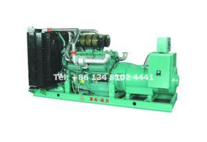 250kw générateur électrique de gazole/Générateur d'urgence avec Ricardo moteur Diesel