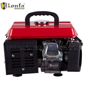 Pequenas 650 950 2 Inj Gerador Gasolina portáteis para utilização em casa