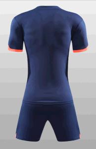 フットボールのワイシャツの高品質安いカスタムパフォーマンスブランクのサッカージャージー
