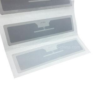 Adhesivo de pasivo de 860-960MHz etiqueta RFID UHF