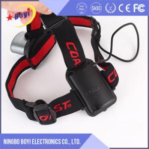 キャンプのためのヘッドライトLED、LEDのヘッドライトの懐中電燈