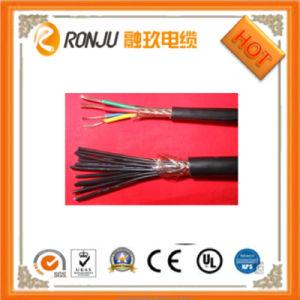 Электрический кабель проводник ACSR ПВХ изоляцией ПВХ пламенно щиток гибкий кабель управления