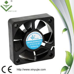 Xj5015 50mm de Hoge Motor van de Ventilator van de Luchtstroom Elektrogelijkstroom de KoelVentilator van 12 Volt