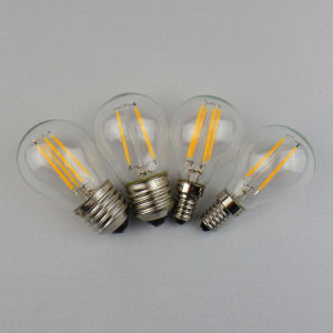 Filamento di alta qualità LED di vendita/lampada caldi lampadina della candela per l'indicatore luminoso di soffitto di cristallo moderno